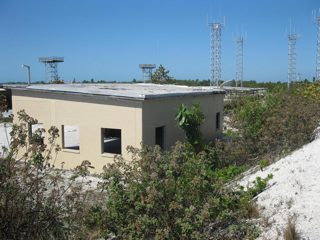 Nuclear Silo For Sale Key West Abandoned Nike Missile Base Cuban Missile Crisis